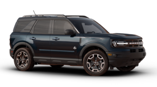 2021 Ford Bronco Sport Outer Banks SUV