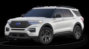2021 Ford Explorer XLT SUV 1FMSK8DH0MGA40704