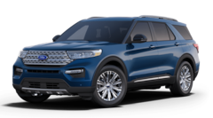 2020 Ford Explorer Limited w/Navigation Limited 4WD