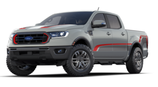 2021 Ford Ranger Lariat Tremor Crew Cab