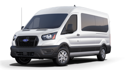 2021 Ford Transit Commercial Passenger Van XL Commercial-truck