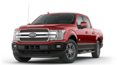 New 2020 Ford F-150 King Ranch Truck in Seminole, OK