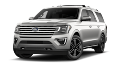 New 2020 Ford Expedition Limited MAX SUV in Pulaski, NY