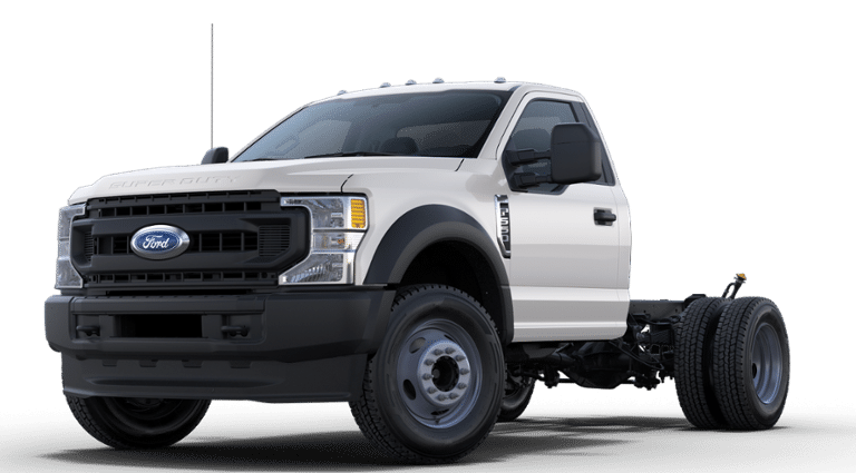 2021 Ford Chassis Cab F-550 XL Truck Regular Cab