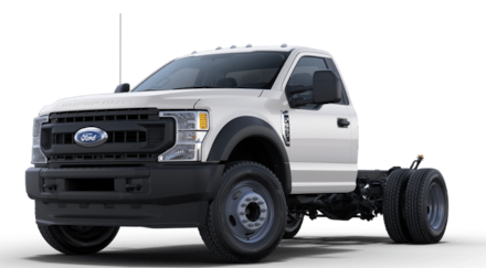 Featured New 2021 Ford F-550 Chassis Truck Regular Cab for Sale in Jamestown, NY
