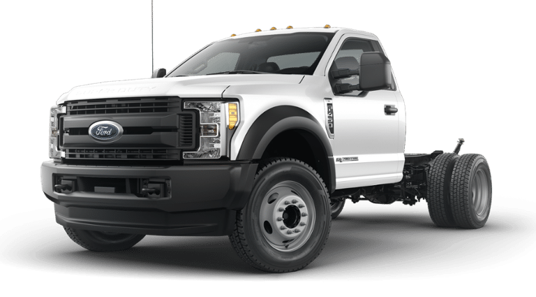 2018 Ford F-450 Chassis REG. CAB