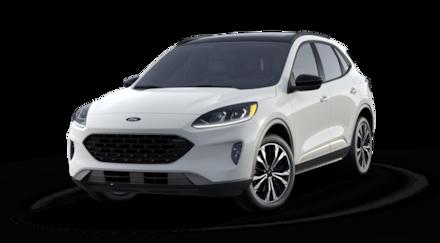 Featured New 2021 Ford Escape SEL SUV for Sale in Diamondville, WY