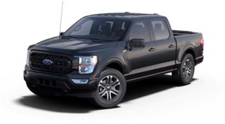 2021 Ford F-150 XL Truck SuperCrew Cab