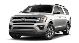 New 2020 Ford Expedition XLT MAX SUV A84807 in Oxford, MS
