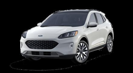 2020 Ford Escape Titanium Wagon