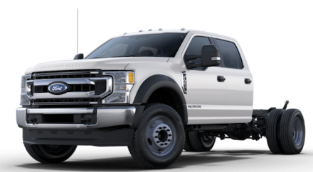 2021 Ford F-450SD XLT Truck