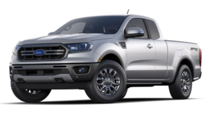 2020 Ford Ranger LARIAT Extended Cab Pickup