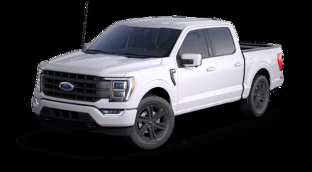 2021 Ford F-150 Crew Cab 4x4 Lariat Truck SuperCrew Cab