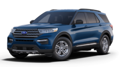 New 2020 Ford Explorer XLT SUV For Sale in Zelienople, PA