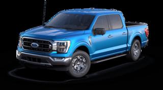 2021 Ford F-150 XLT Truck 1FTFW1E89MKD54591