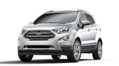 2020 Ford EcoSport Titanium Crossover For Sale Near Manchester, NH