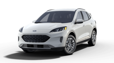 2021 Ford Escape SE FWD SUV