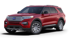 New 2021 Ford Explorer Limited SUV in Archbold, OH