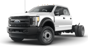 2019 Ford F-450 Chassis F-450 XL Truck Crew Cab 4X4