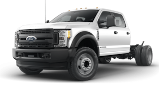 2019 Ford F-450SD F-450 XL Commercial-truck