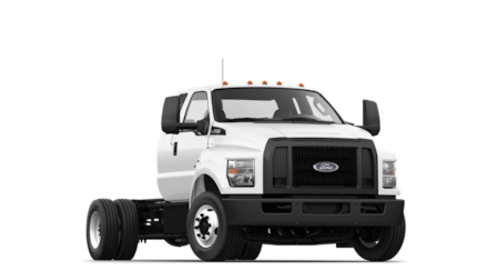 2022 Ford F-650-750 F-650 SD Diesel Straight Frame Commercial-truck