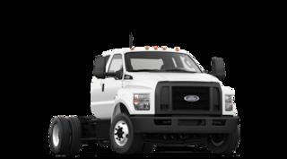 2021 Ford F650 Super Base Truck SuperCab