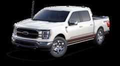 New 2021 Ford F-150 King Ranch Truck SuperCrew Cab Missoula, MT