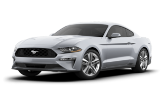 2020 Ford Mustang Ecoboost Fastback coupe