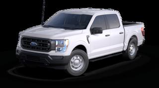 2021 Ford F-150 XL 4WD Supercrew 5.5 Box truck