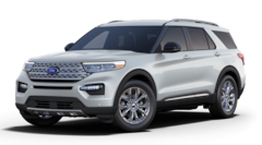 New 2021 Ford Explorer Limited SUV FN7105 for Sale near Palatka, FL, at Beck Ford Lincoln