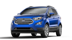 New 2020 Ford EcoSport SE Crossover for sale in Merced, CA