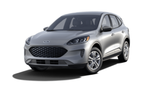 2020 Ford Escape S Front-wheel Drive