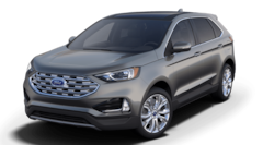 New 2019 Ford Edge Titanium SUV in Wayne NJ