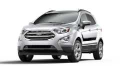 New 2021 Ford EcoSport SE Crossover for sale in Merced, CA