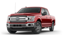 2020 Ford F-150 XLT SuperCrew 4x4 Truck