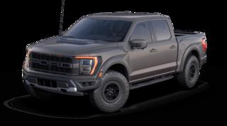2021 Ford F-150 Raptor 4WD 5.5ft Box Truck SuperCrew Cab