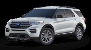 2021 Ford Explorer XLT SUV 1FMSK8DH9MGA71868