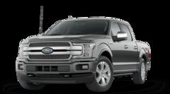 2020 Ford F-150 Platinum 4WD Supercrew 5.5 Box Crew Cab Pickup