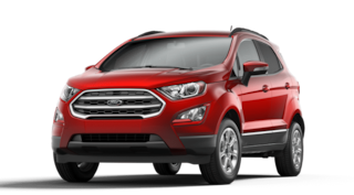 New 2020 Ford EcoSport SE SUV Klamath Falls, OR