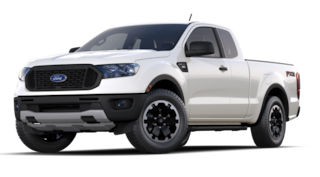 2021 Ford Ranger XL 2WD Supercab 6 Box truck