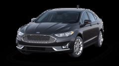 2020 Ford Fusion Energi Plug-in Hybrid Titanium Sedan