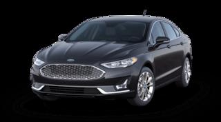 2020 Ford Fusion Energi Titanium w/Navigation Titanium FWD
