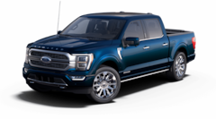 2021 Ford F-150 Limited 4WD Standard Pickup Trucks