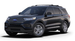 New 2020 Ford Explorer XLT SUV for sale in Mansfield, OH