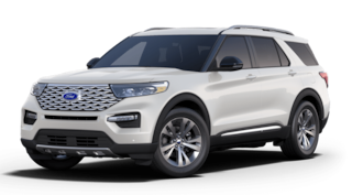 New 2020 Ford Explorer Platinum SUV For Sale in Bryan, OH