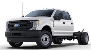 2020 Ford F-350 Chassis F-350 XL 4X4 Truck Crew Cab