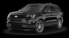 2019 Ford Explorer Sport 4WD Sport Utility