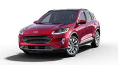 New 2021 Ford Escape Titanium SUV for sale in Rochester IN