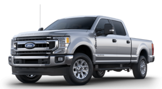 New 2021 Ford F-250 XLT Crew Cab Pickup in Susanville, near Reno NV