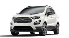 New 2020 Ford EcoSport SES SES 4WD for Sale in Casco MI